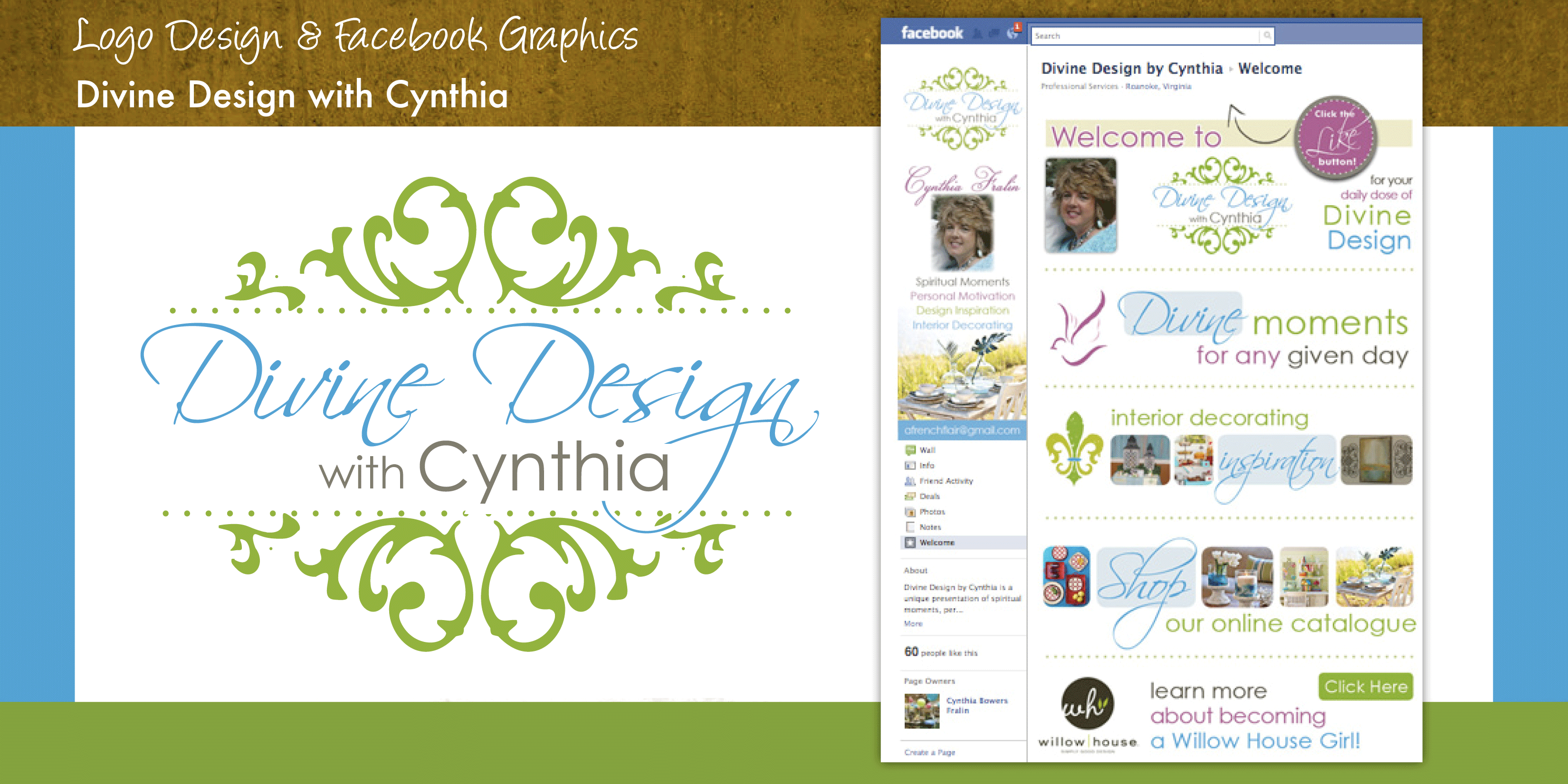 Divine Design with Cynthia - Facebook