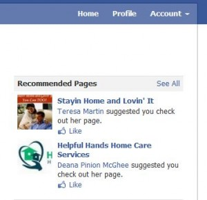 recommend 300x290 Facebook Suggest to Friends now means Recommended