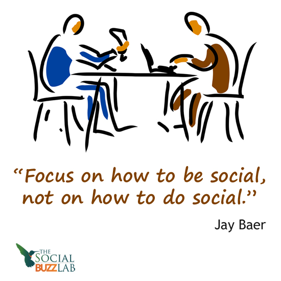 quotes jay baer550 A Social Media Quote by Jay Baer
