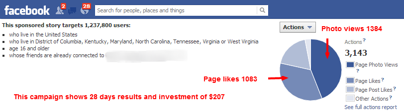 Use Facebook Sponsored Ads to Get More Page Likes