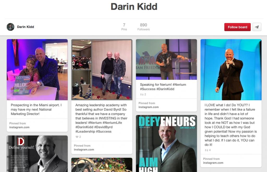 Darin Kidd's Pinterest Board - Darin Kidd